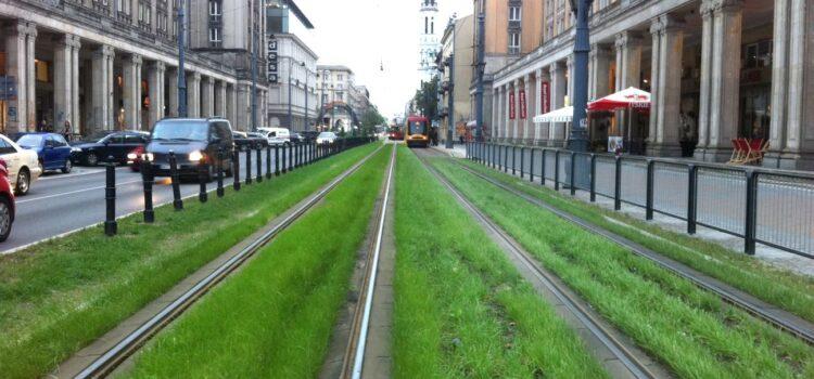 Green Tracks!