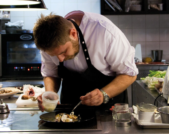Chef Breaks Into World Top 100