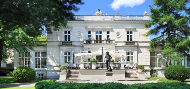 Amber Room at the Sobański Palace