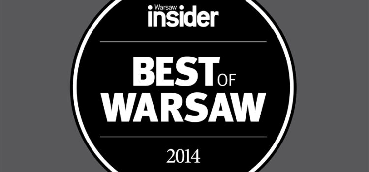 Best of Warsaw Food & Drinks Awards