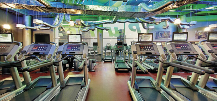 Warsaw's Top Gyms