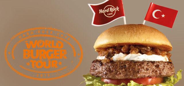 World Burger Tour!