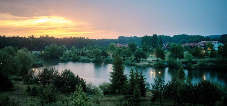 On Lake Time