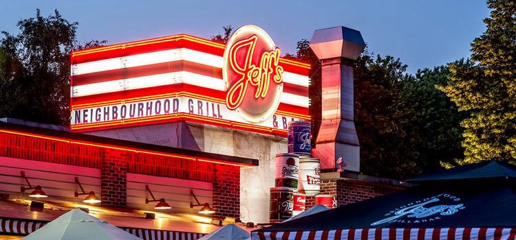 Jeff's