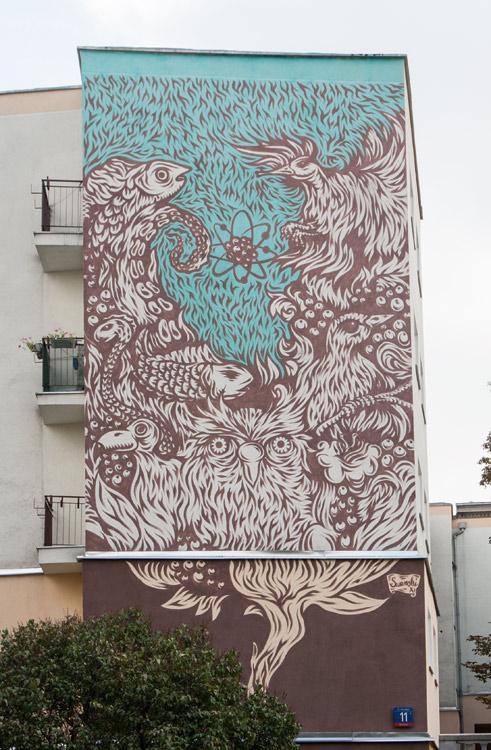 Mural-atom