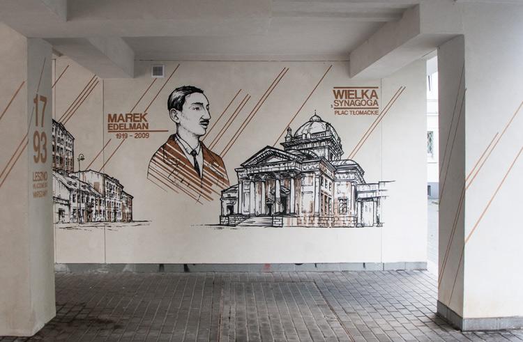 Mural-dawne_lesno