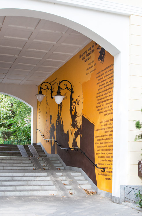 Mural-zamenhof