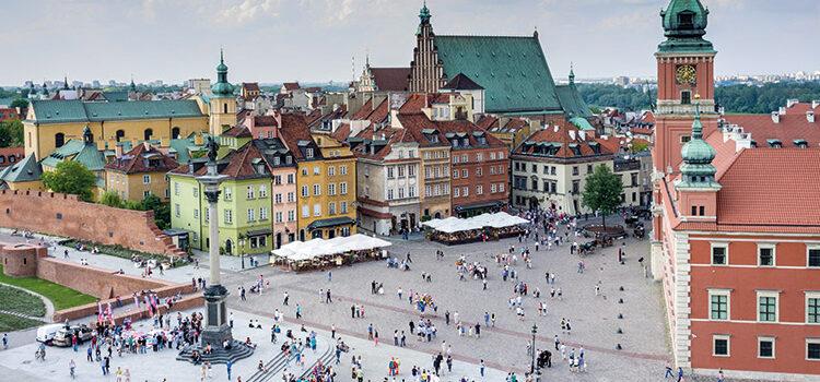 Beginner's Warsaw: Sights