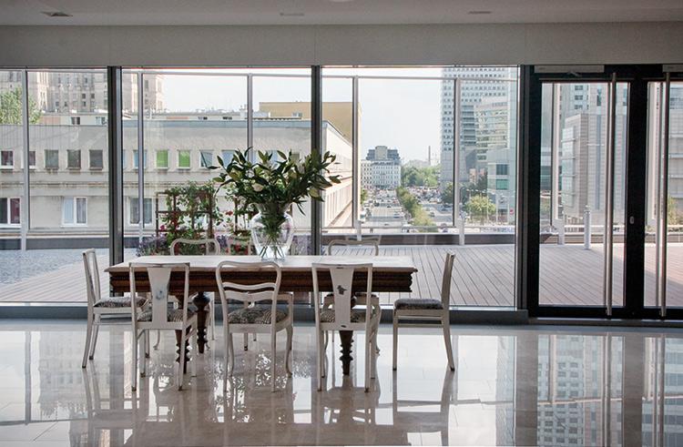 communal area on Floor 4