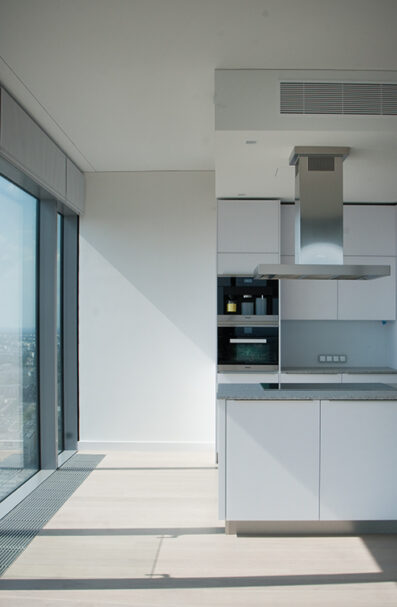 Miele kitchen equipment lends a touch of class