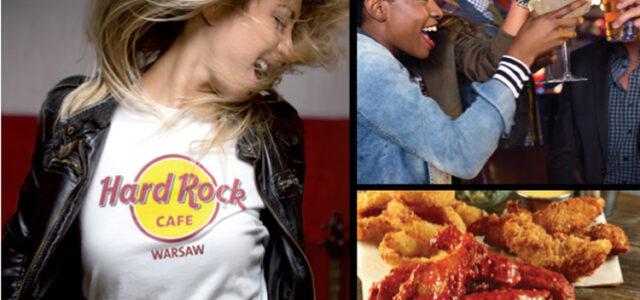 10 % off at Hard Rock Cafe