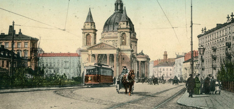 Churches of Warsaw (past)