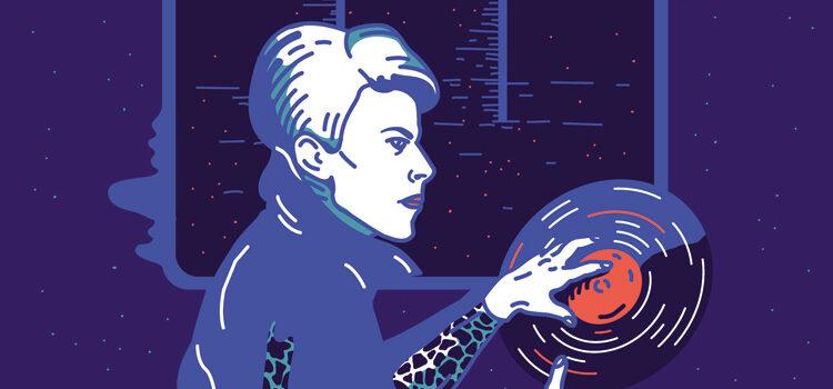 Bowie's Warszawa