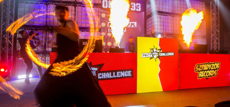 Desperados Party Challenge!