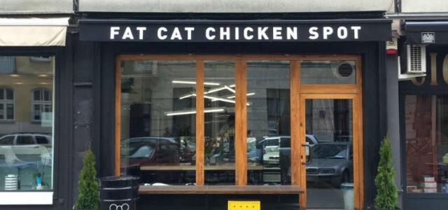 Fat Cat Chicken Spot