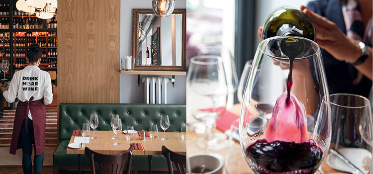 Dyletanci: Fine Wine & Eclectic Dining