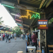 The Filling Station: Warsaw's Night Market