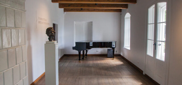 The Home Of Chopin