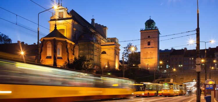 New Mobile App will ease your daily commute in Warsaw