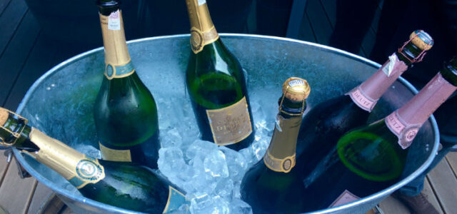 Taste The Champagne…