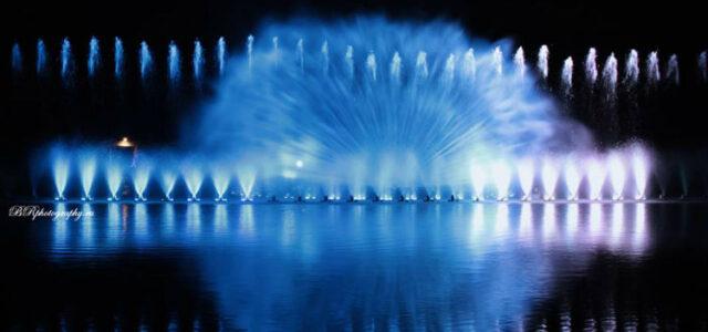 Fountains Return