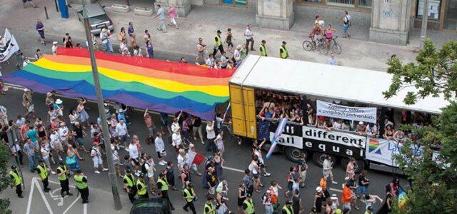 Equality Parade Returns