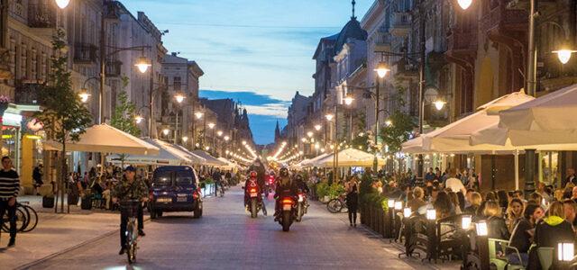 Travel: Łódź
