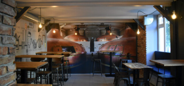 Notes: Craft Beer Muranow