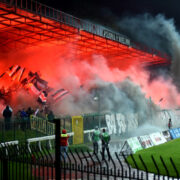 Football: Polonia v Widzew