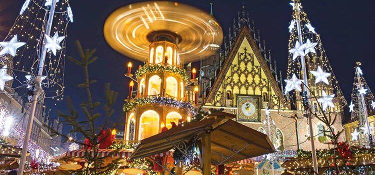 Xmas Travel: Wrocław