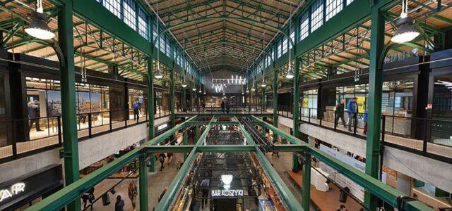 Warsaw's Food Halls & Happenings