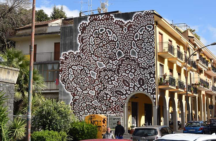 NeSpoon Valverde, Sicily 2002