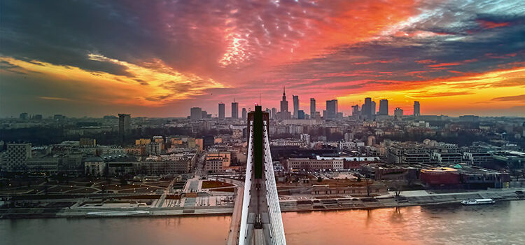 6 Essential Views of Warsaw