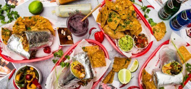 Mari Cruz Mission Burrito