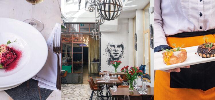 Dine On The Wild Side: Drukarnia