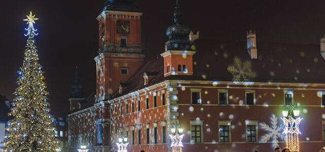 Xmas & The Old Town