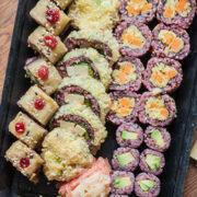 Edamame Vegan Sushi