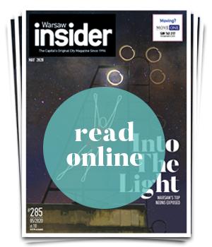 Warsaw insider read online