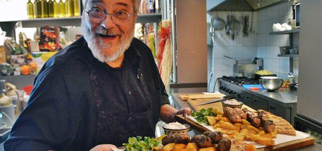 Mr. Greek Souvlaki