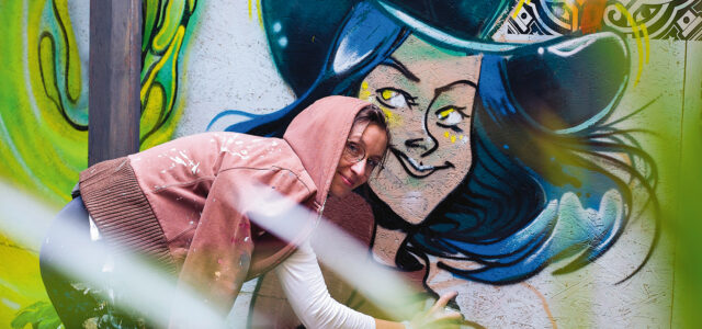 Walls & Peace: Urban Art Of Saska K.