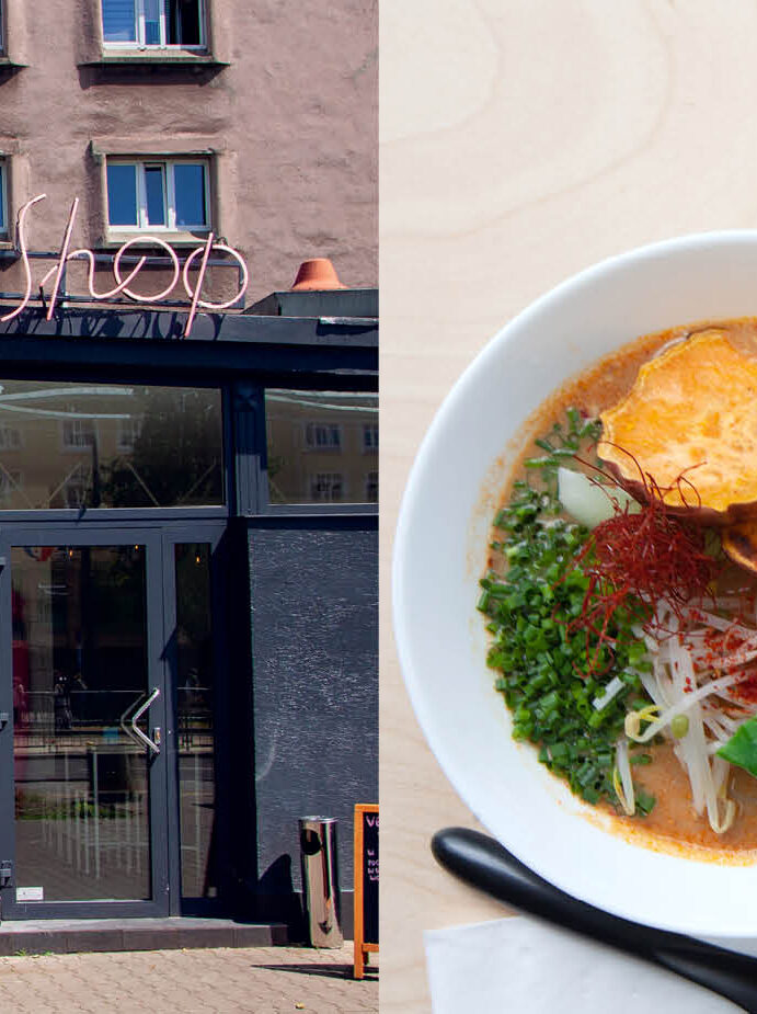 Review: Vegan Ramen Shop