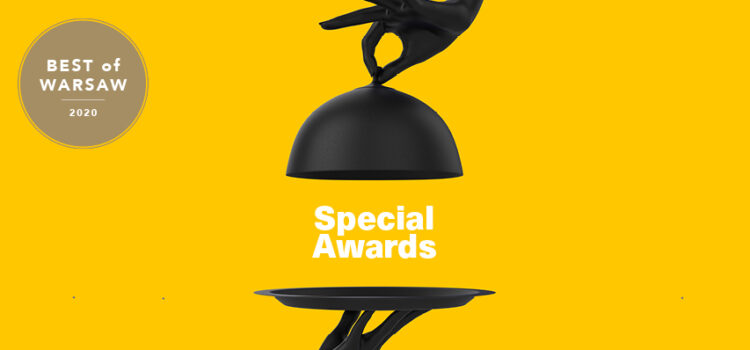 Best of Warsaw 2020: Special Awards