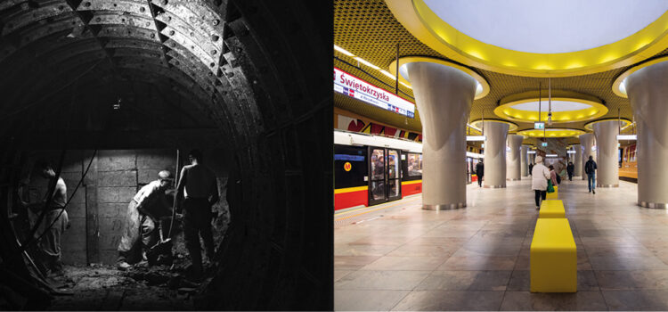 On The Rails: Warsaw's Metro History