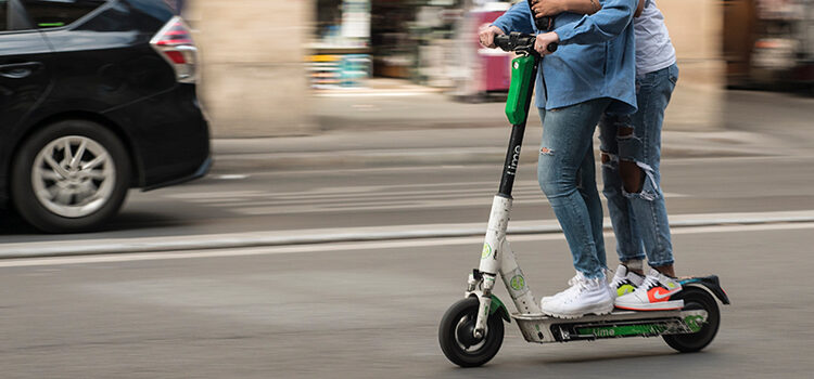 Wheely Good! Scooter Laws On The Horizon