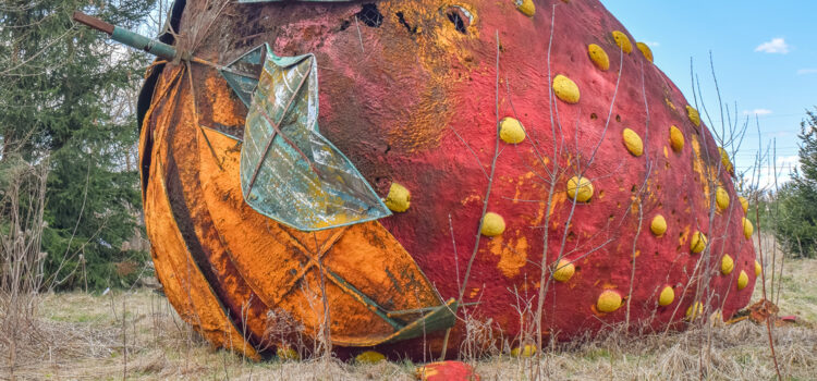 Urbex: Strawberry Fields Forever