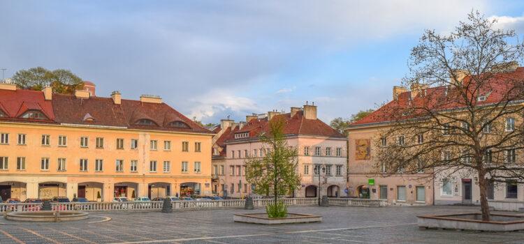 Neighborhood Watch: Mariensztat