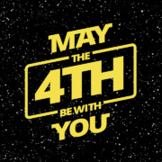 May The Forth Be With You!