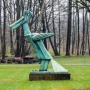 Sculpture Garden: Juan Soriano
