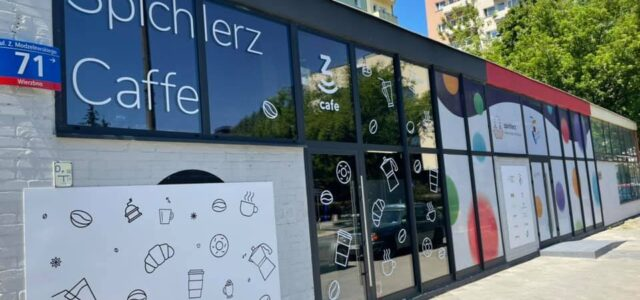 Warsaw's First Social Shop Launches