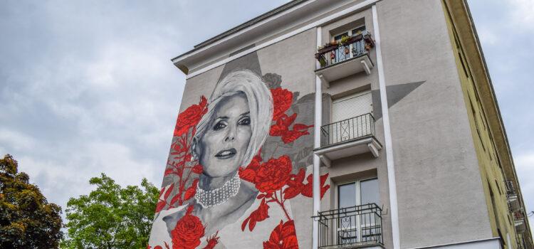 New Kora Mural Hits Bielany